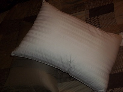 Down Alternative Fiberfill Pillows