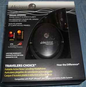 able planet travelers choice headphone review