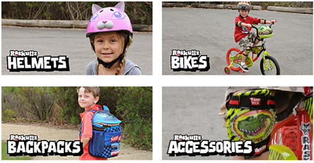 bikes and accessories for kids