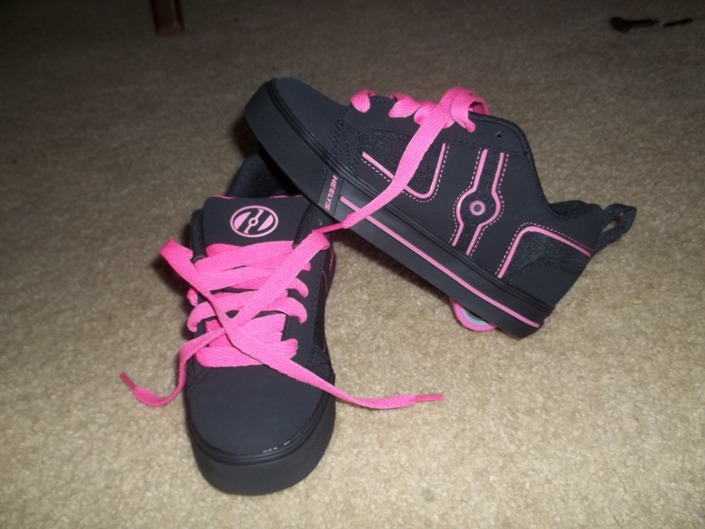 Heely skate shoes reviews -  Heely S Shoes Review