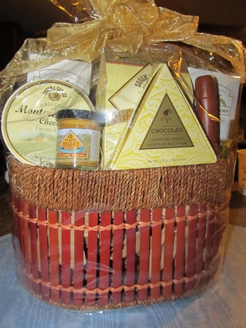 gifts a go go gift basket