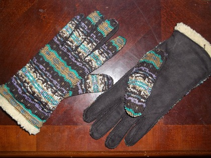 Grandoe's Homespun Gloves