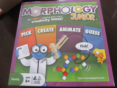 morpholgy board games