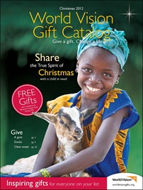 world vision christmas gifts