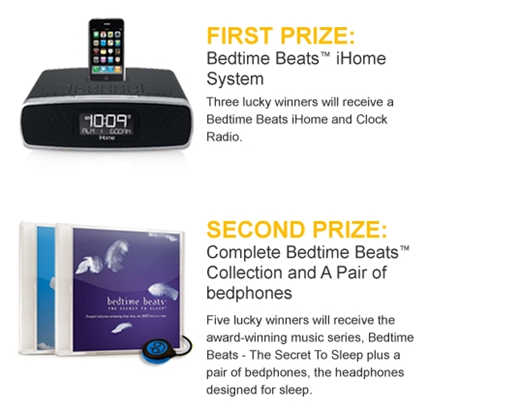 better sleep 1st-2nd-prize