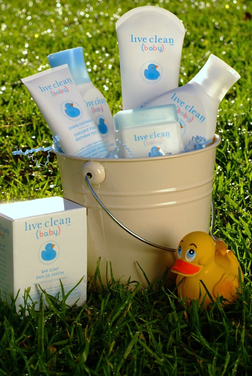 Live Clean Baby Natural Products