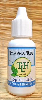 lympha rub rememdy