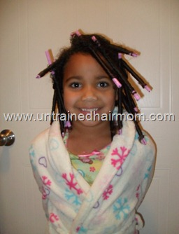 Strawllers Review on natural hair