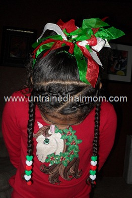 Fun Holiday Hairstyles